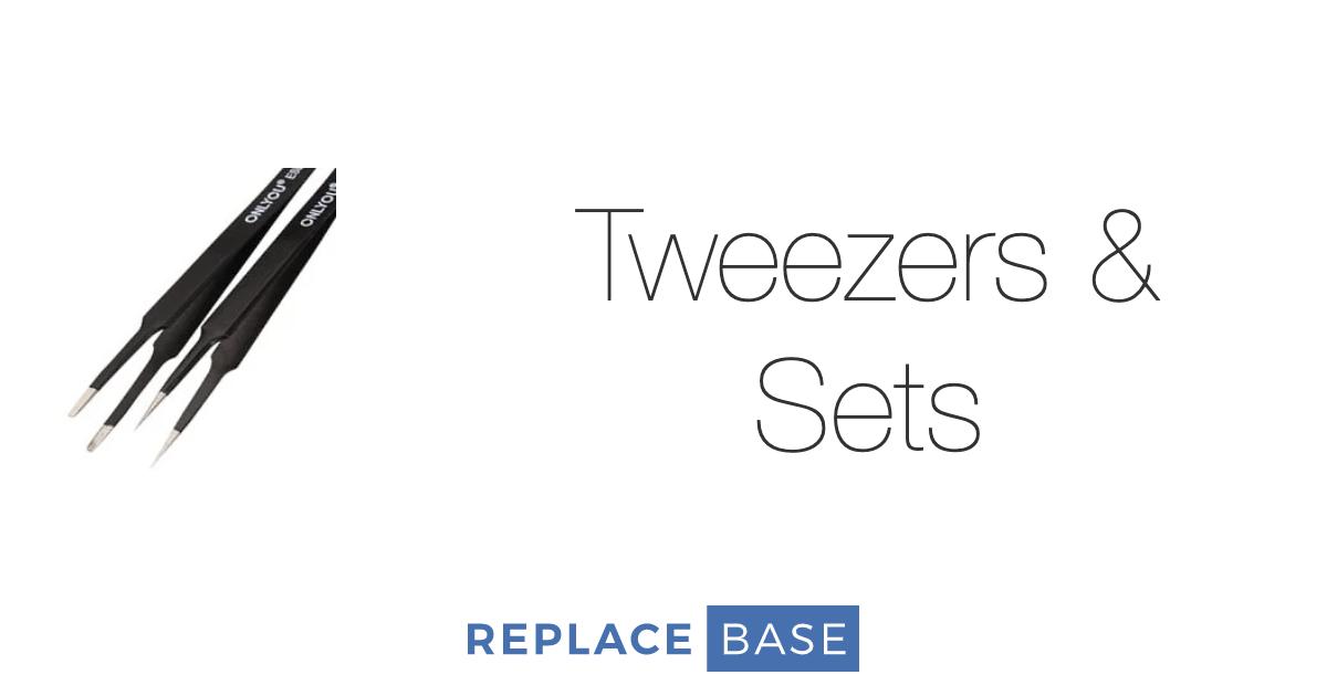 Tweezers & Sets from Replace Base EU