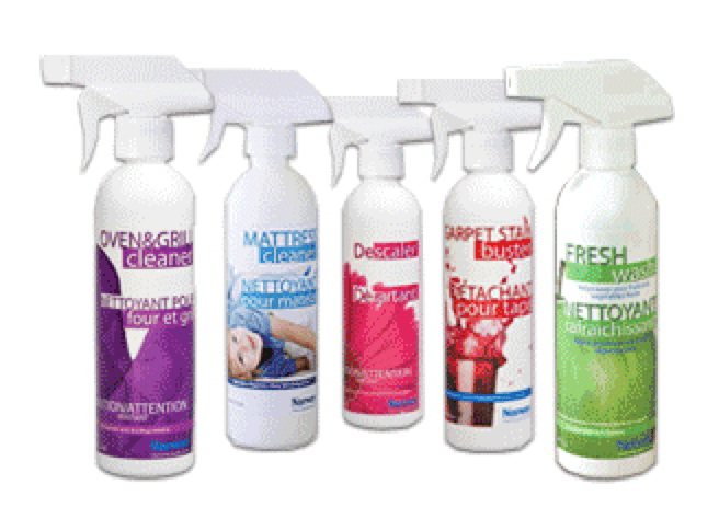 Norwex Mattress Cleaner: Norwex Specialty & Enzyme Cleaners