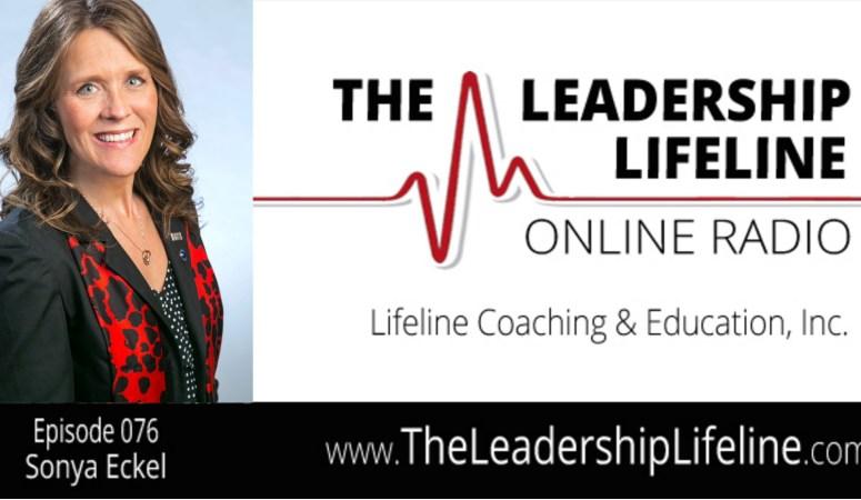 Honored to be interviewed on the Leadership Lifeline Radio!