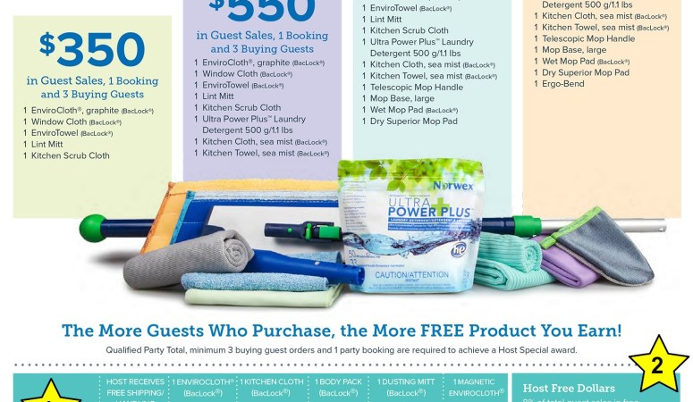 become a norwex consultant | norwex helps replace chemicals