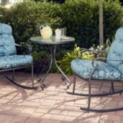 Swing Chair Replacement Folding Rocking Vintage Mainstays Willow Springs Cushions | Walmart