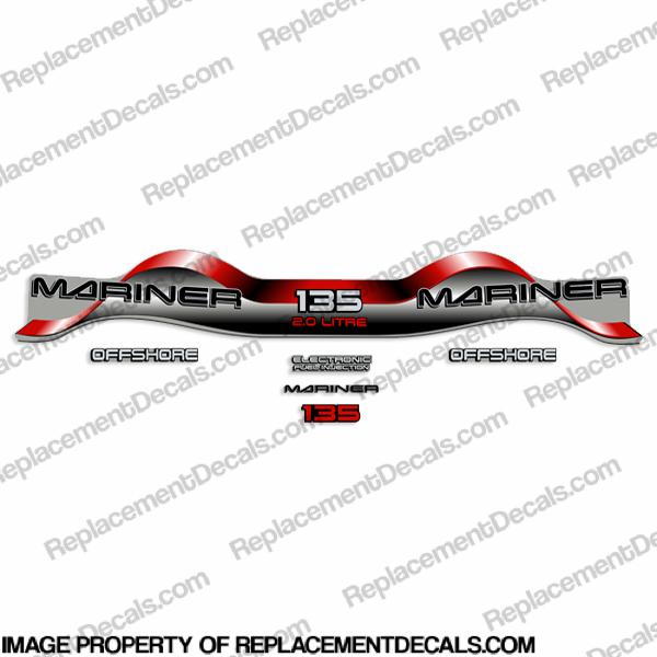 Mariner Decals