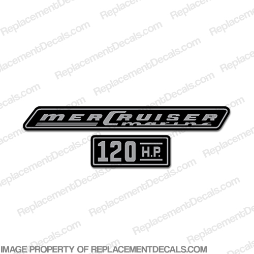 Mercury Decals