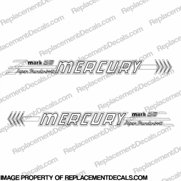 Mercury Decals, Page 2