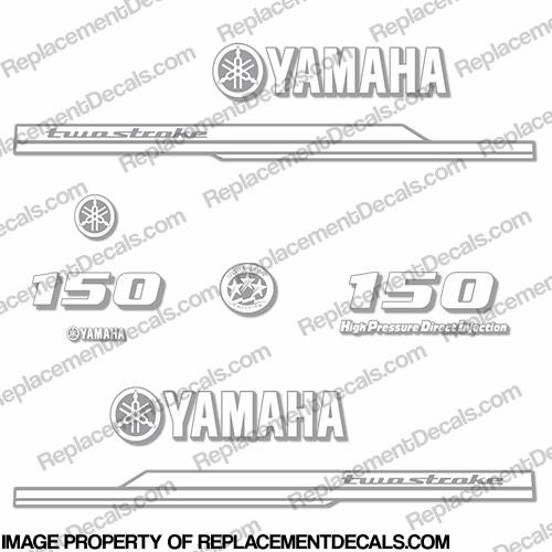 Yamaha Decals