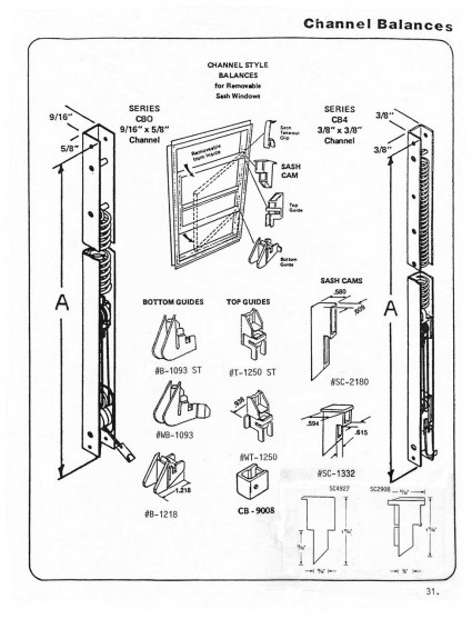 Windows: Window Replacement Parts