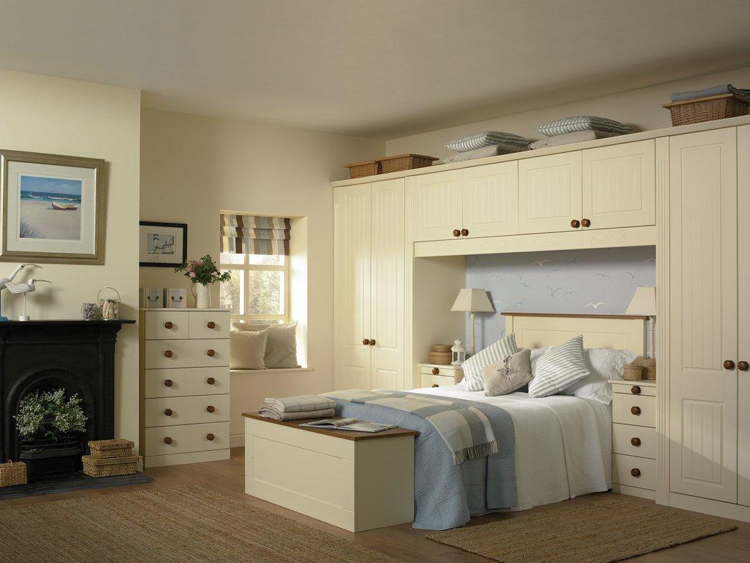 Bella Vanilla Newport Bedroom