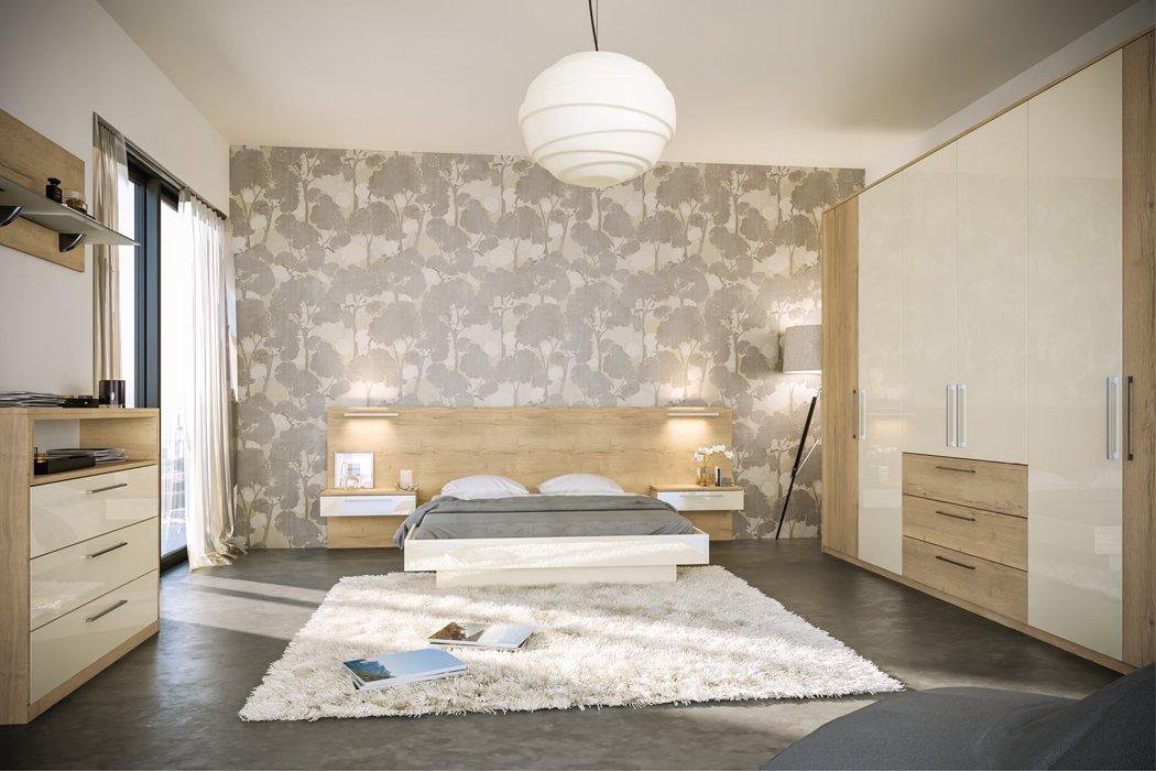 Zurfiz Halifax Natural Oak Bedroom