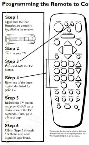 Download FREE RCA CRK91S1 Manual and Codes Operating Manual
