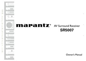 MARANTZ Remote Controls, Manuals and Parts