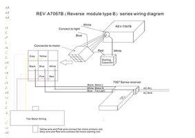 Download FREE HamptonBay REVA7067B Wire Diagram