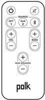 polkaudio Remote Controls, Manuals and Parts