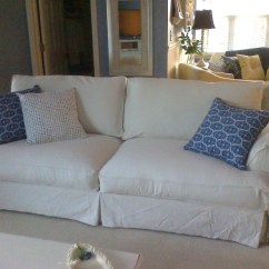 Pottery Barn Sofa Covers Replacement L Shaped Sets Design Slipcovers For Sofas Slip Por