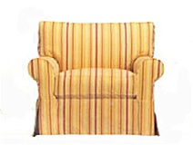 Slipcovers for Crate  Barrel Potomac Chair