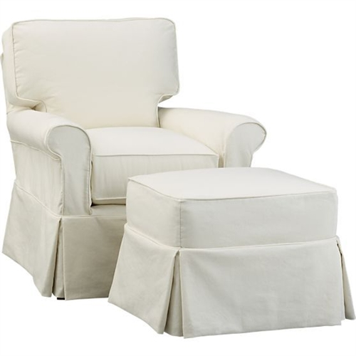 barrel swivel chair slipcover dining chairs set of 6 india for crate and bayside arm