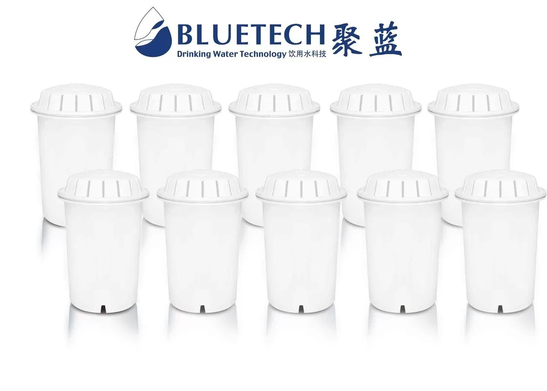 Health Alkaline Filter Cartridge For Tap Water To Increase Ph And Reduce Orp Value
