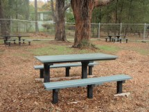 Furniture - Replas Recycled Plastic Product Outdoor