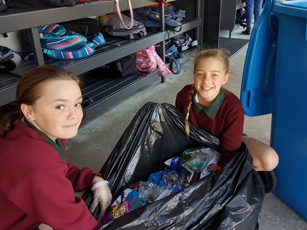 Mission Complete Worongary State School Collects Soft