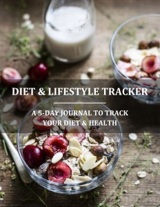 Replenish Health's Diet and Lifestyle Tracker