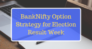 BankNifty Option Strategy for Election Result Week