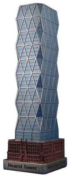replica buildings  InFocusTech Hearst Tower 100  New
