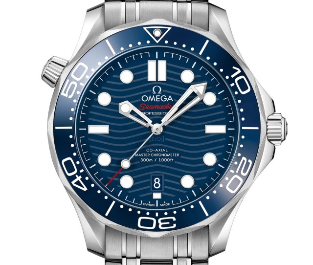 Swiss Movement Omega Seamaster Professional Diver 300m 42mm Replica Watches