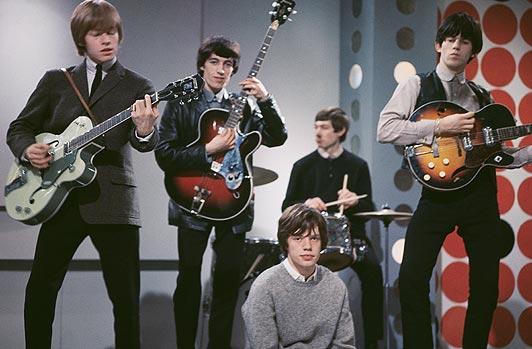 The_Rolling_Stonesلقطة ارشيفية للفرقة
