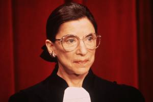 Ruth Bader Gimburg