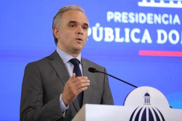 Luis Miguel De Camps, ministro de Trabajo
