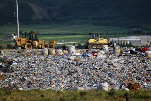 Landfilli i Sharrës   Foto nga : Gjergj Erebara
