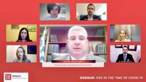 Το πρακτικό ενδιαφέρον της INTERAMERICAN στα πρότυπα ESG