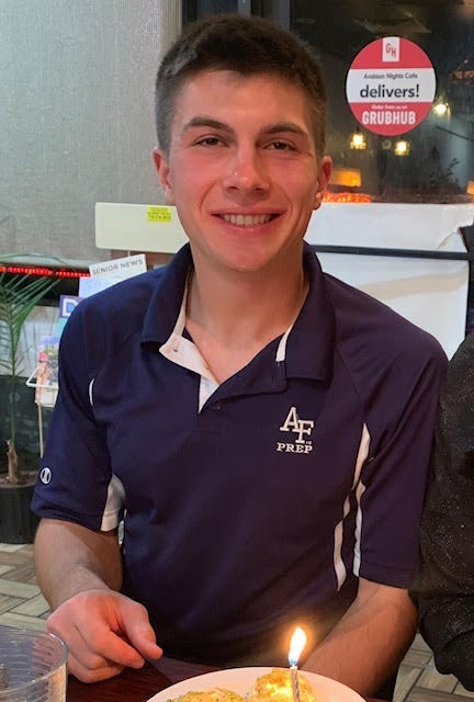 Rocky Mountain National Park rangers found remains Friday, July 5, 2019, believed to be Micah Tice, a U.S. Air Force Prep School Academy cadet who has been missing since late November. (Courtesy photo)