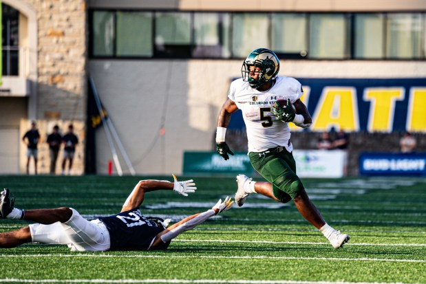 Colorado State football wins first win of the season in troubled fashion