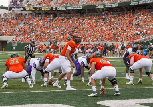 Colorado State Football Relishes A Home Game Loveland Reporter Herald