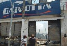 Photo of Estabelecimento envolvido em incêndio havia sido notificado pelo CBM