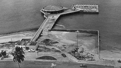 Photo of Alagoas Iate Clube (Alagoinha) ainda em funcionamento na década de 80