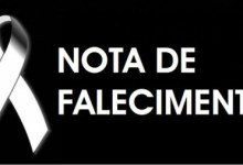 Photo of Nota de Falecimento – Rosivaldo Alves Correia – 10/05/2020