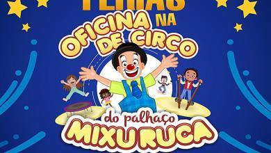 Photo of Estreia em Julho no Parque Shopping a Oficina de Circo do Palhaço Mixuruca