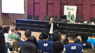 """Photo of Grupo de jovens participa da """"Semana das Profissões"""", promovida pelo CIEE"""