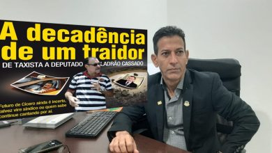 """Photo of ADVERSÁRIO DE PESO: Não temo corruptos e muito menos compradores de votos"""", diz Sena."""