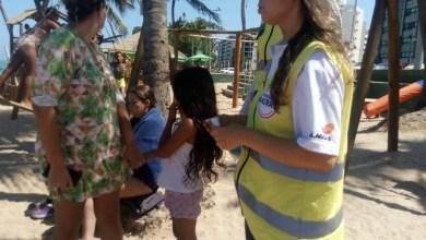Photo of FINAL FELIZ: Ronda no Bairro localiza família de criança perdida na praia de Ponta Verde