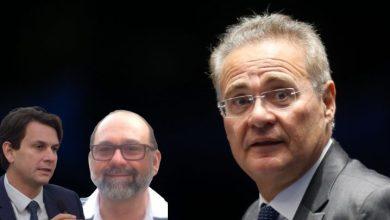 Photo of DESAVENÇAS NO MDB – Renan Calheiros desmente Marcelo Beltrão e Ricardo Santa Rita