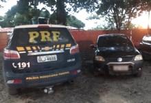 Photo of Carro adulterado é recuperado pela PRF enquanto era consertado em oficina