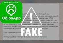 Photo of FAKE NEWS! É falso que Pam Salgadinho faz exames sem liberação do CORA em pessoas com Covid-19;