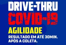 Photo of COVIDE-19: laboratório realiza testes rápidos no drive-thru do Shopping Maceió