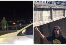 Photo of O DESESPERO ASSOLA MACEIÓ! Mais um tenta se jogar da ponte do Vale do Reginaldo, por sorte foi contido por populares.