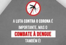 Photo of COMBATE À DENGUE: Semarh inicia campanha de recolhimento de pneus a partir de segunda-feira (1º)
