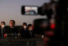Photo of Bolsonaro diz que Brasil pode romper com a OMS