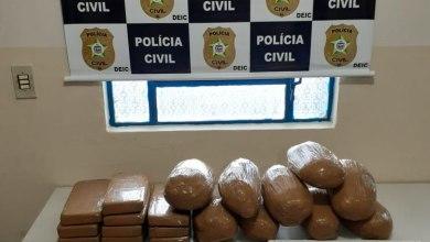 Photo of Jovens são presos com 20 kg de maconha na Chã de Bebedouro, em Maceió