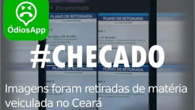 Photo of FAKE NEWS: imagens com datas para reabertura do comércio não são de Alagoas